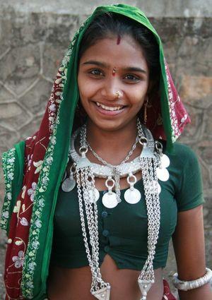 arabian teen girl