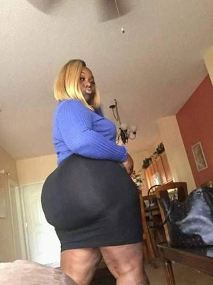 big black mature ass