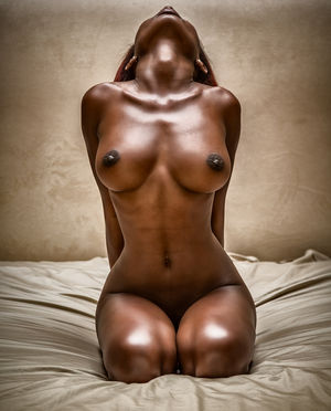 sexy black girl nude