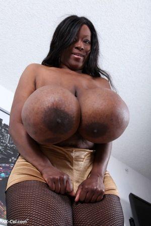 big black mature boobs