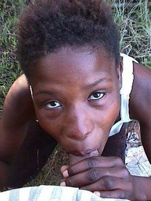 hot ebony mature