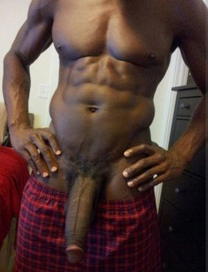 big cock black men