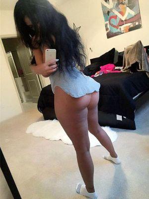 amateur ass dildo