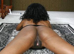 hot black mature pussy