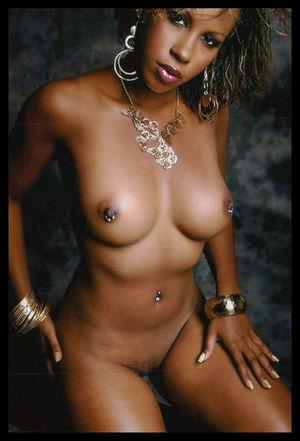 beautiful black girls nude