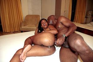 ebony homemade sex