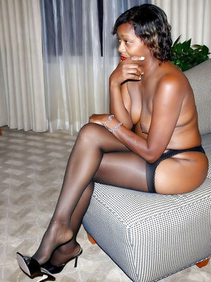 old ebony mature