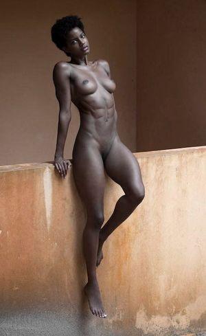 naked black girls