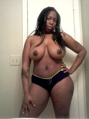amateur black nude