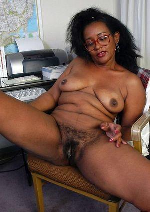 hairy black granny pussy