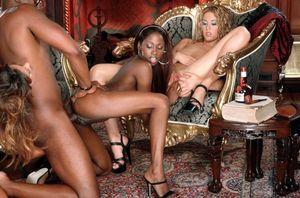 milf interracial orgy