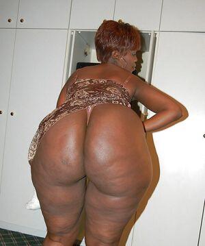big black mature ass