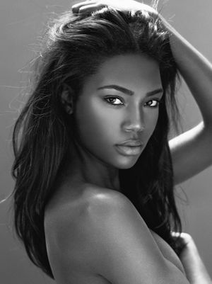beautiful black womens pictures