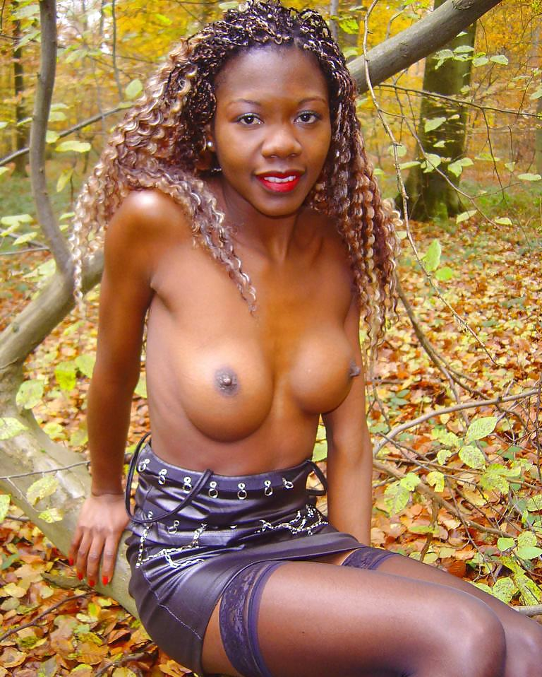 Sexy naked nigerian ladies in bikinis
