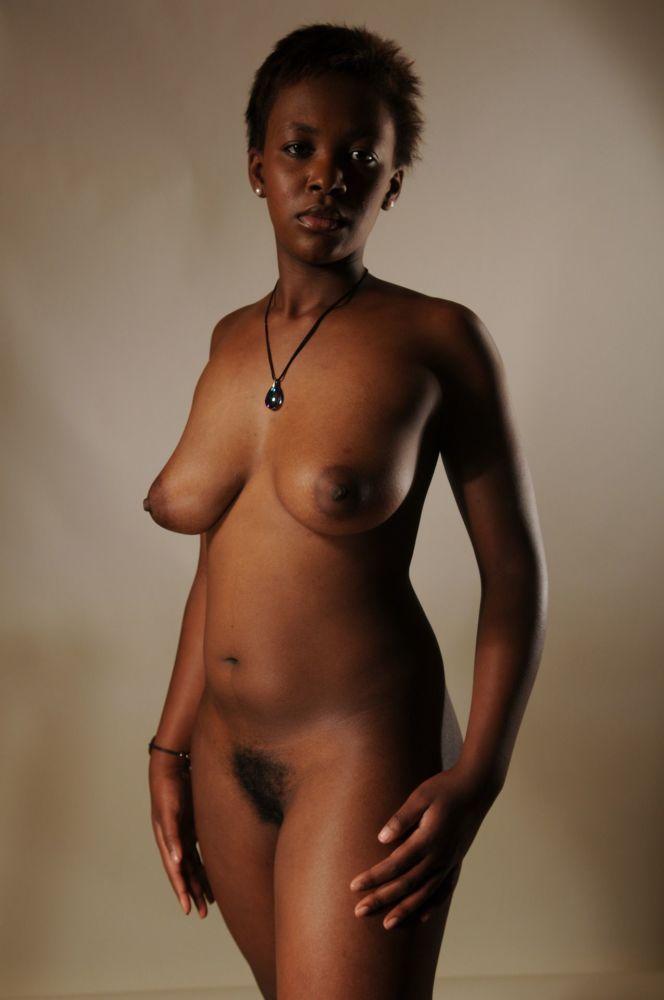 Nude black milf - naked image