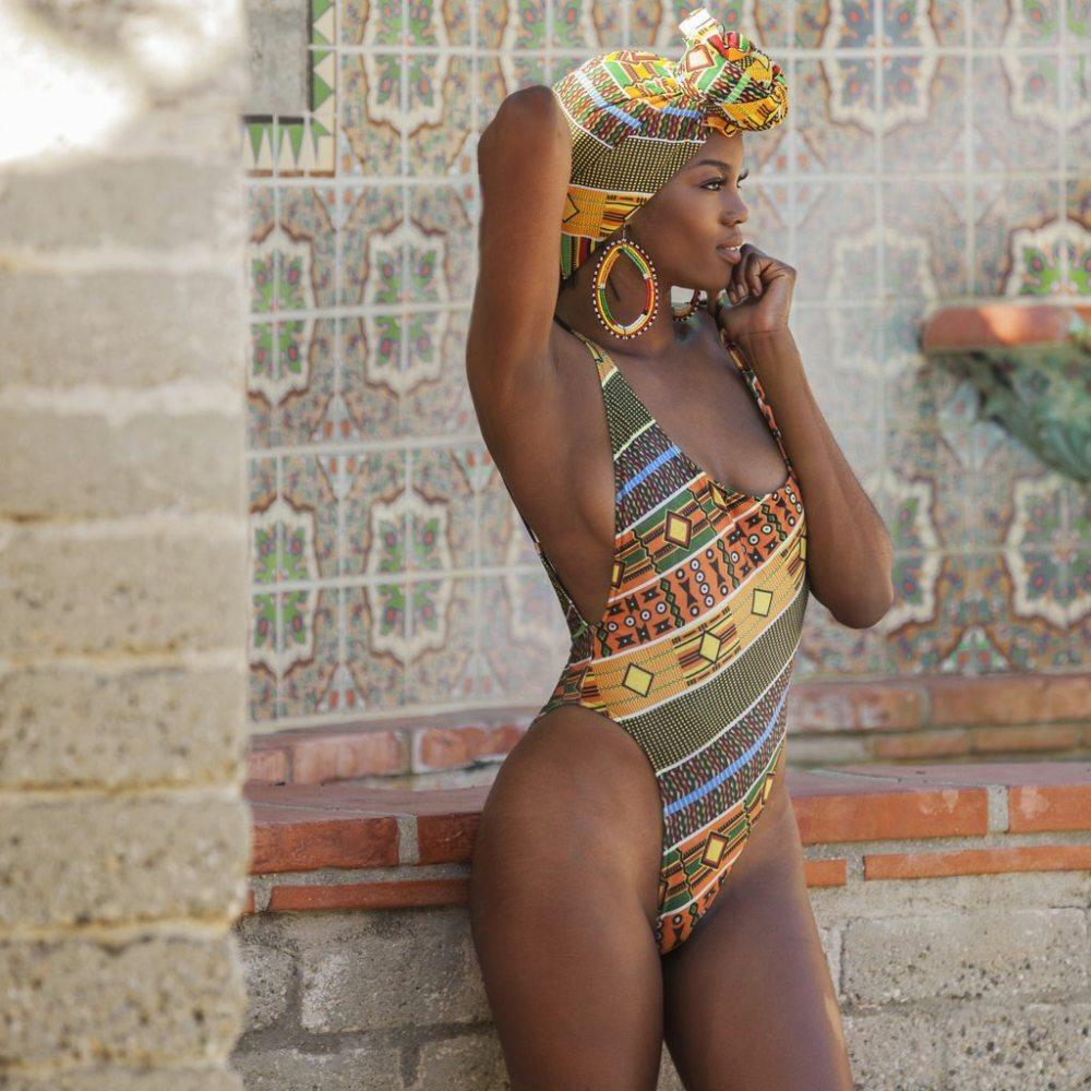Naked africa ladies