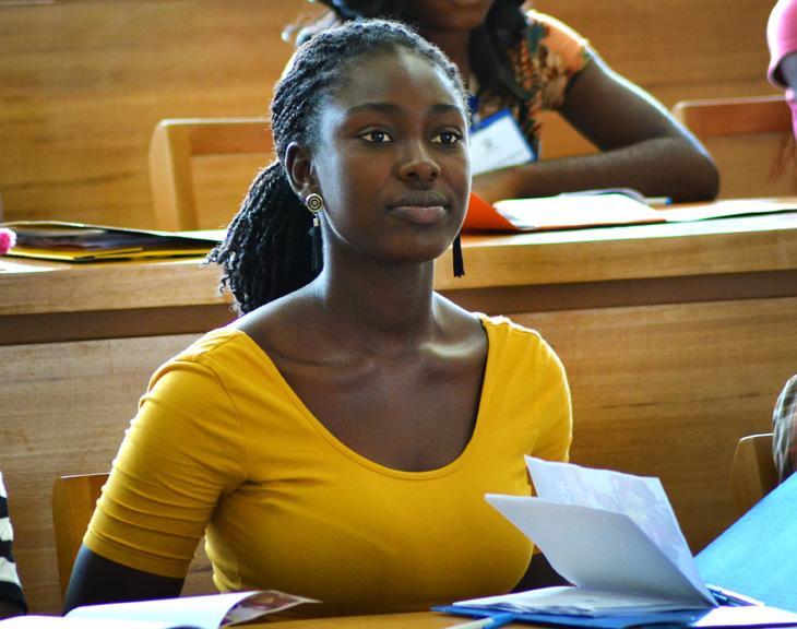 Aid for Africa Girls Education Spotlight-Phoebe Amoako - Aid