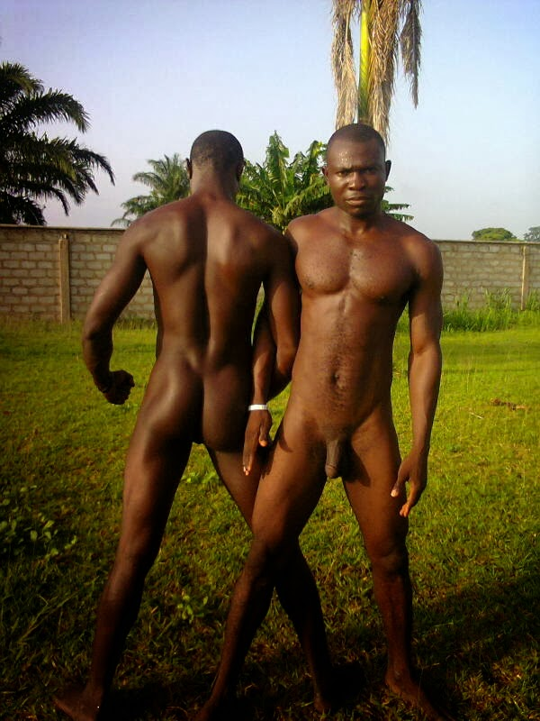African Men Nude Outdoor Cock Free Photo Gay Two Dudes Have Anal Sex