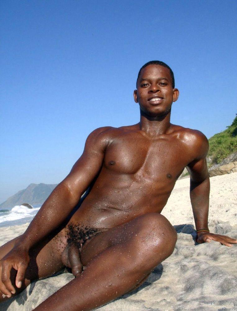 Free nude african men in africa
