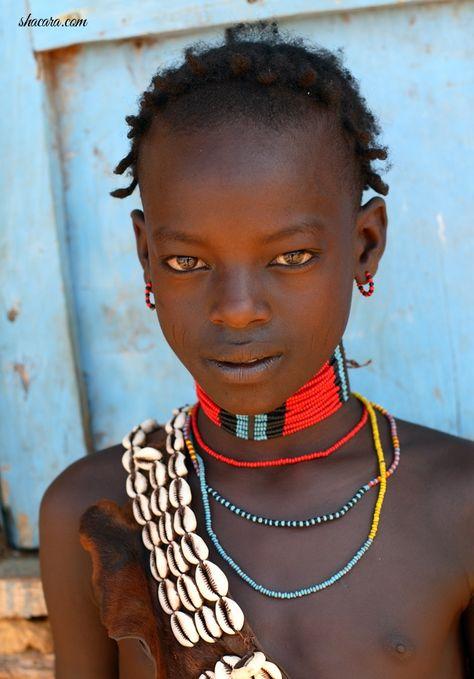 Africa+Teenage+Tribes+Girl ... girl - Padaung / Long-Necked