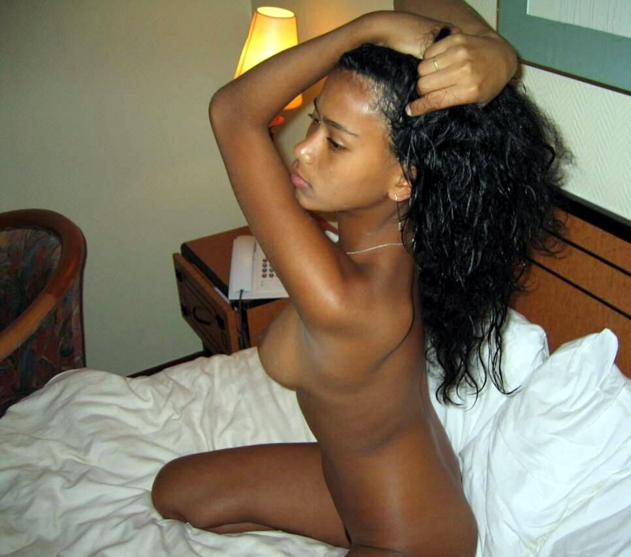 Light skin black girls nude