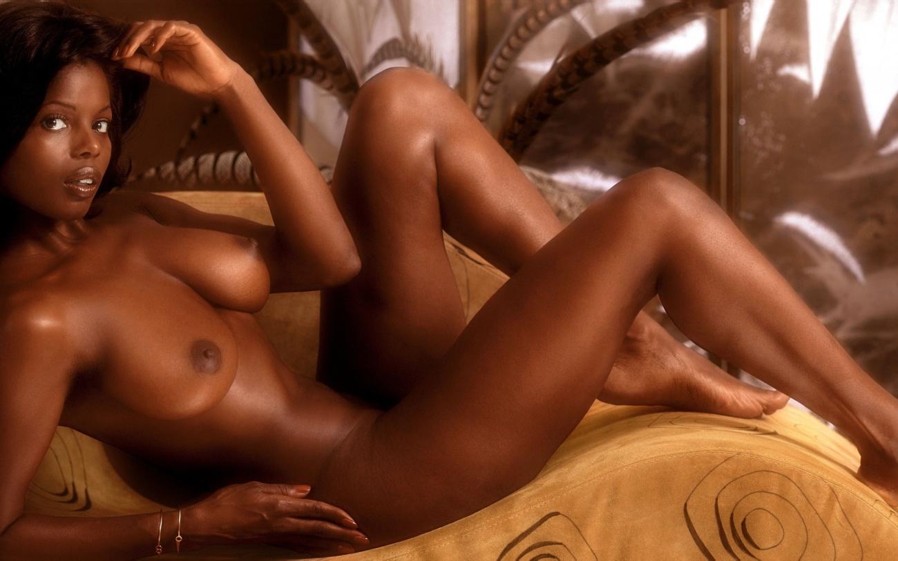 Sweet Black Girl Nude