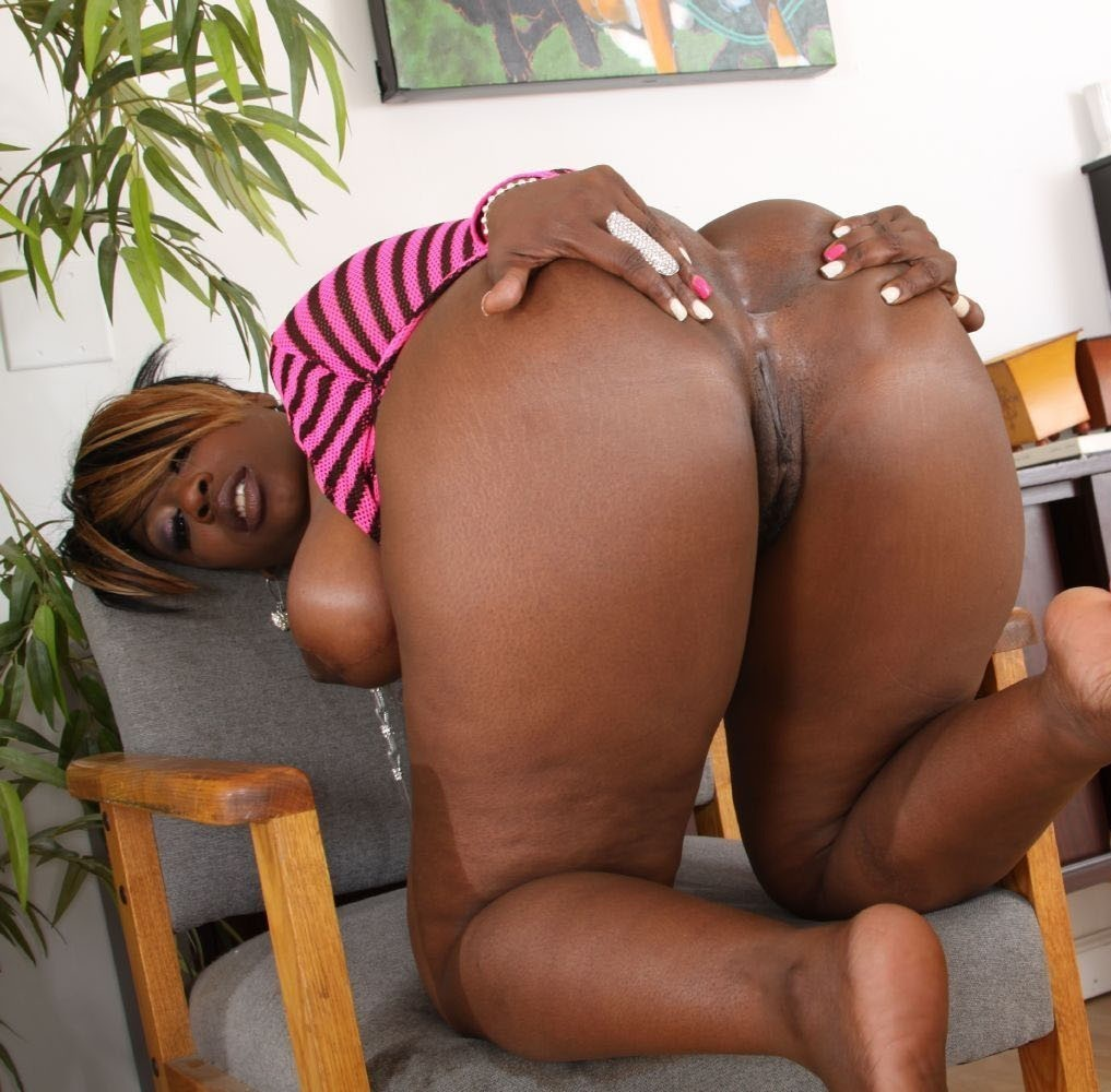 Big Black Booty Women Naked