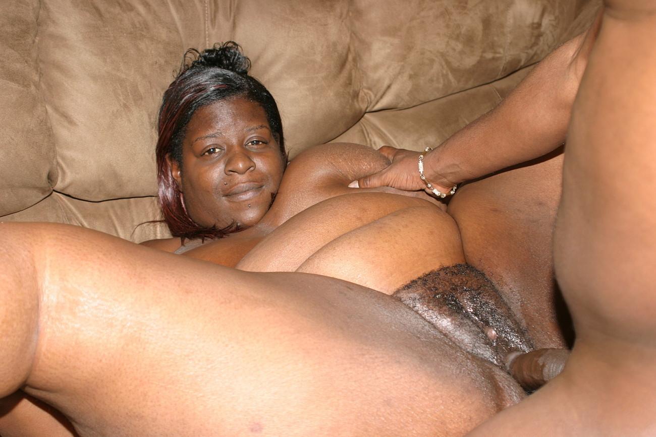 BBW Black Girl White Guy