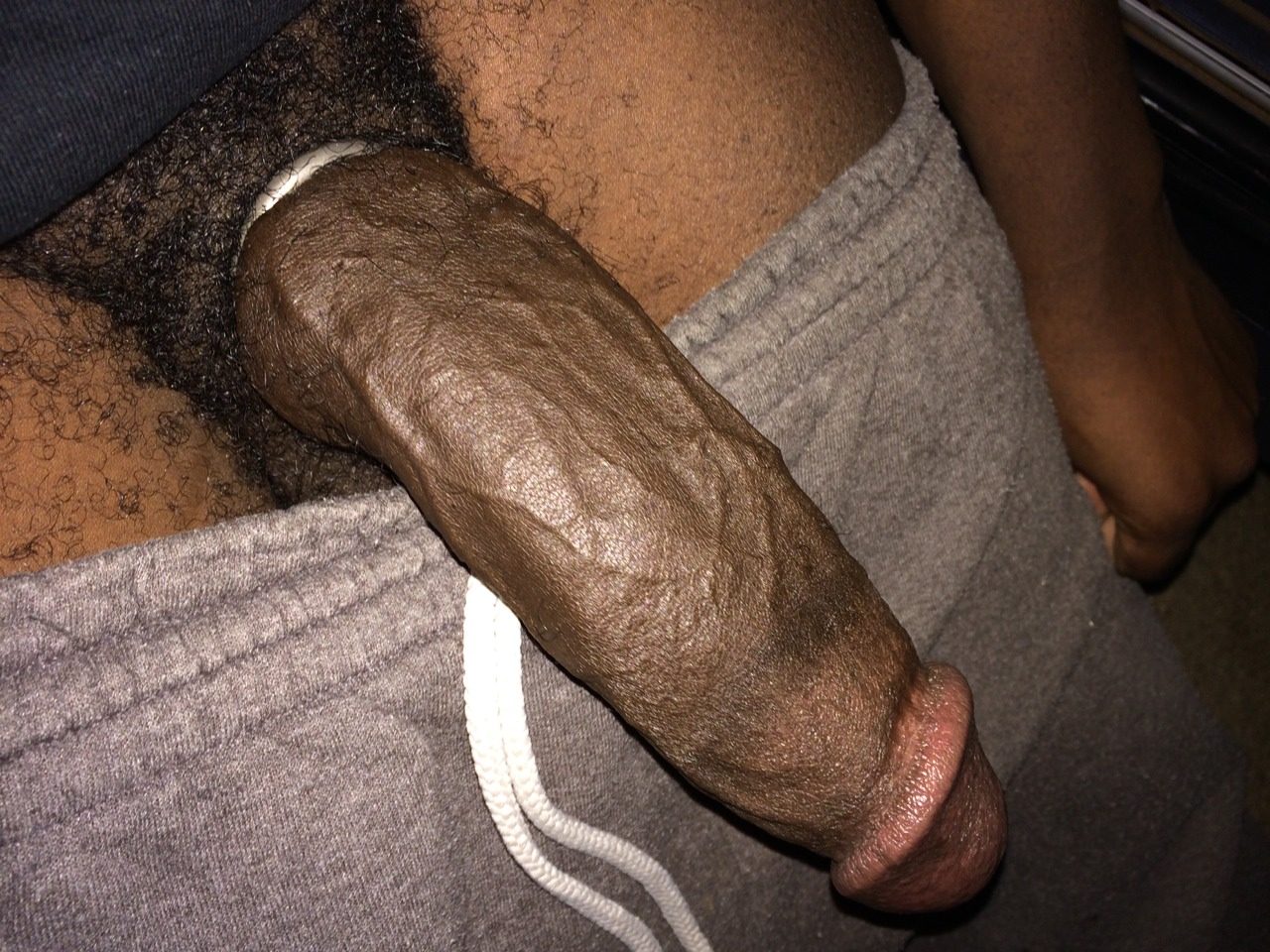 Beautiful Black Penis