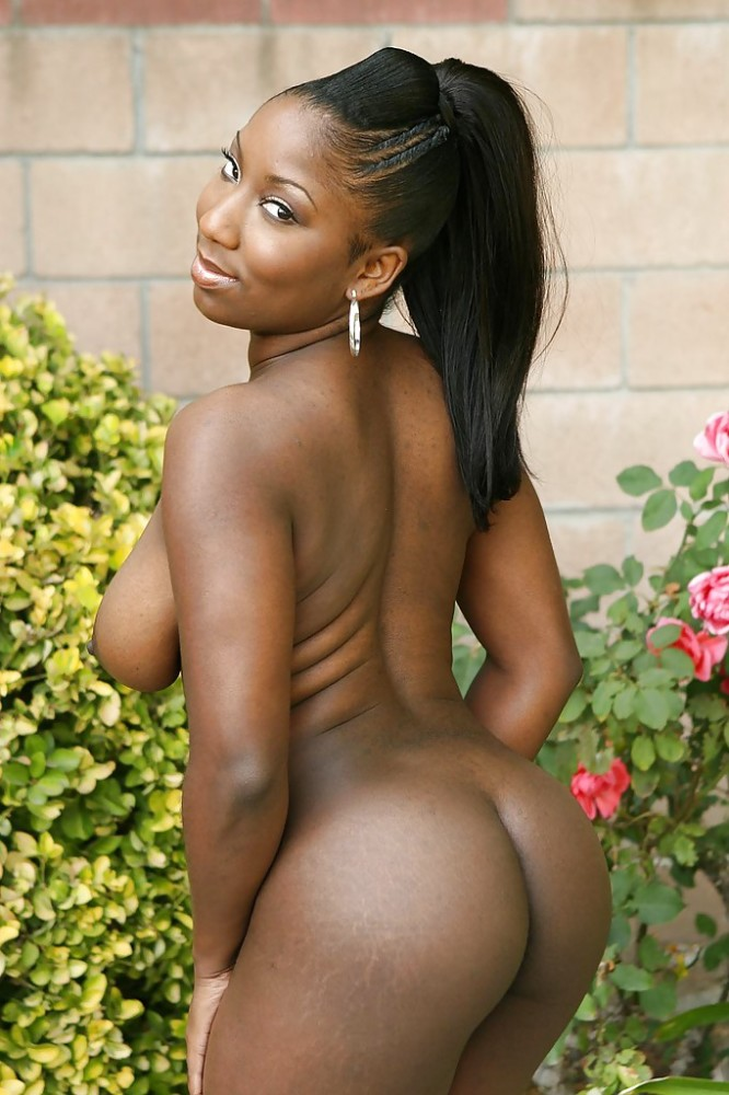 Nude black girl forum