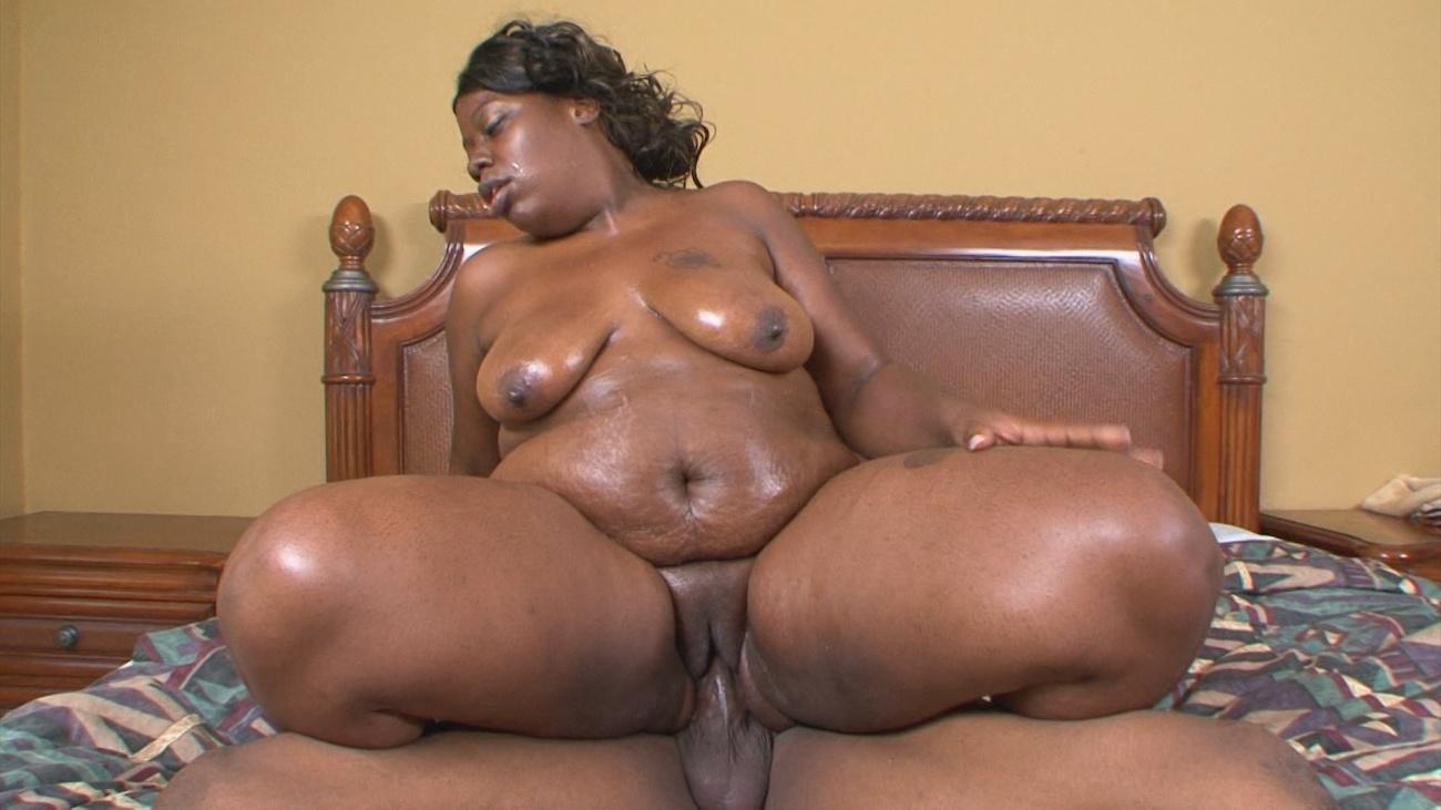 Chubby interracial anal