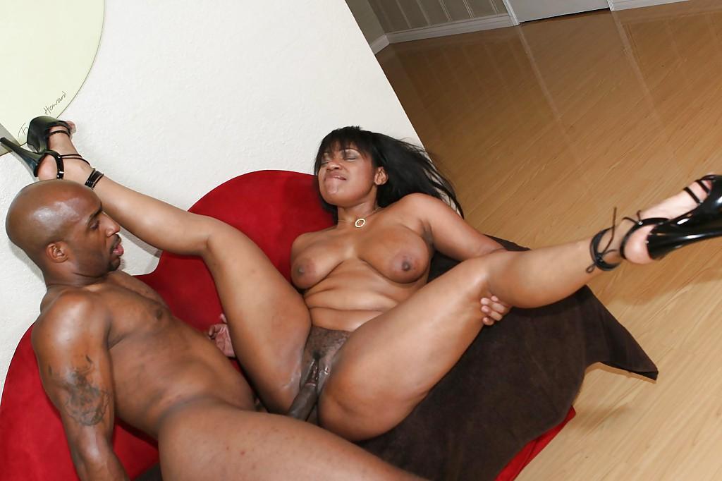 Ebony Older Nude