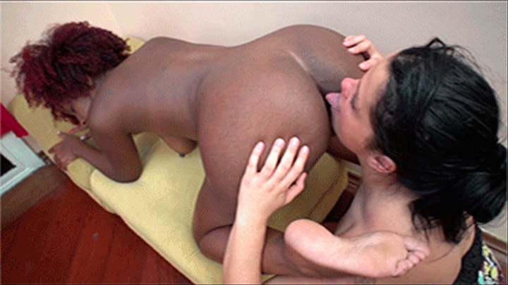 Black Girls Licking Ass