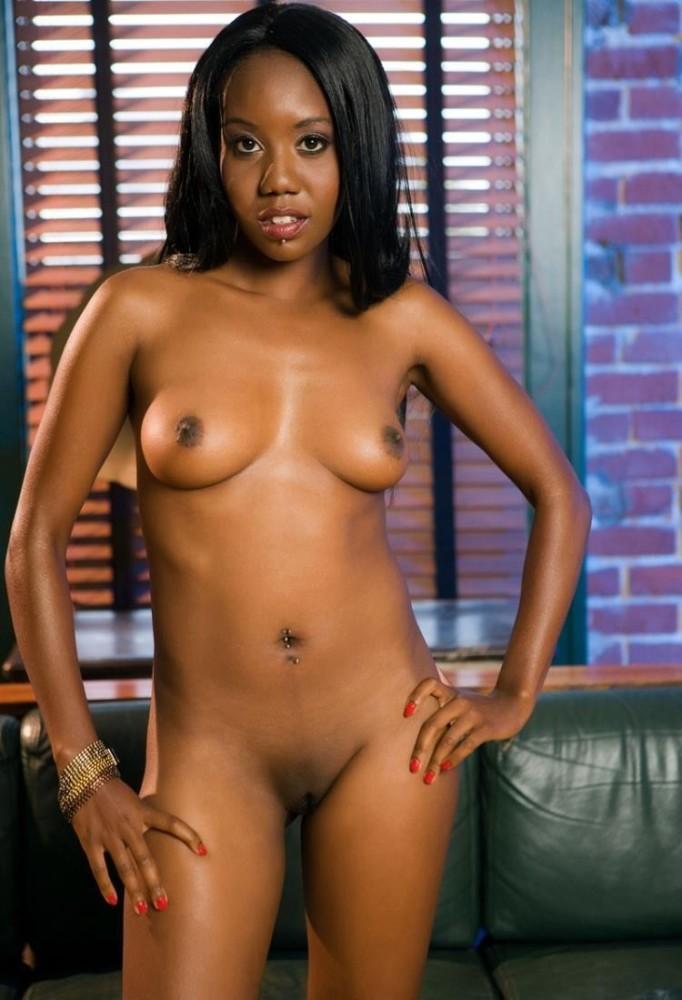 Beautiful black teen wants to be a pornstar