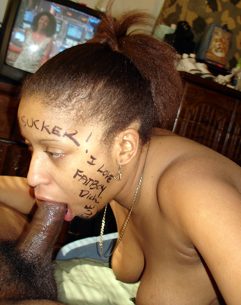 Picture collection of amateur blowjobs, black girls sucking good