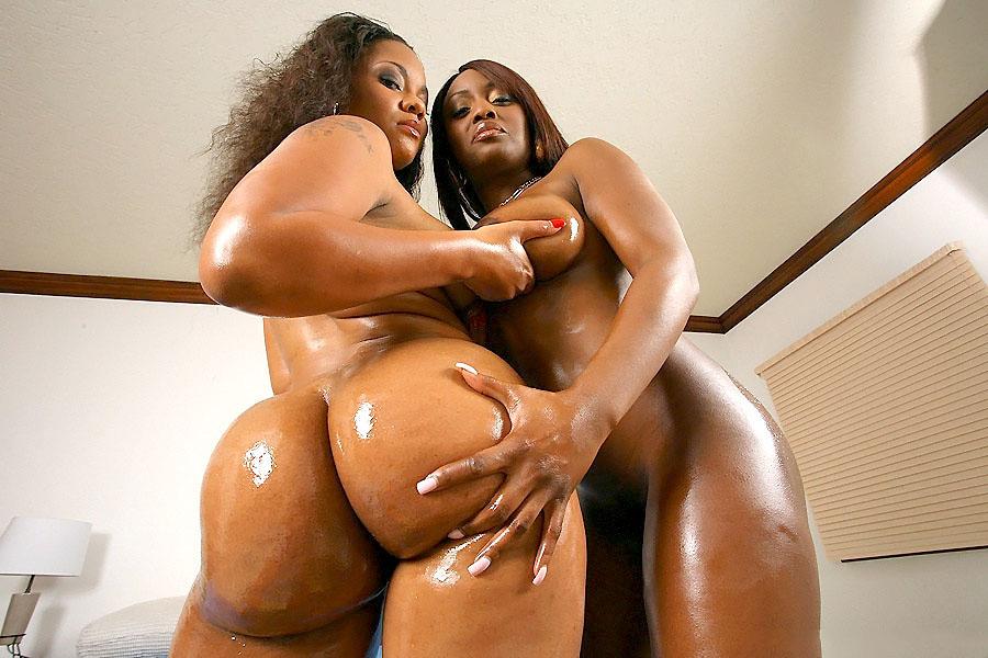 Big booty black neighbor